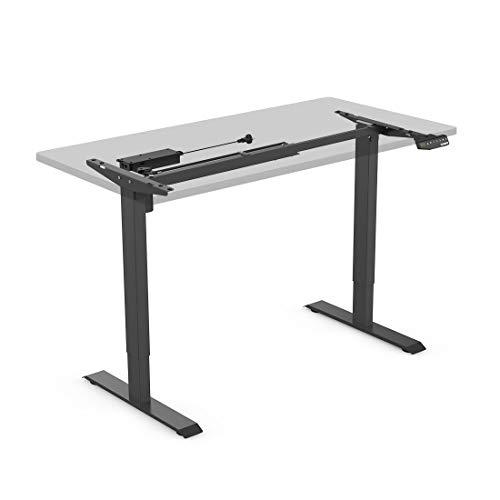 Schreibtisch Elektrisch Fur 2 Personen Nebeneinander: Schreibtisch Elektrisch Höhenverstellbar