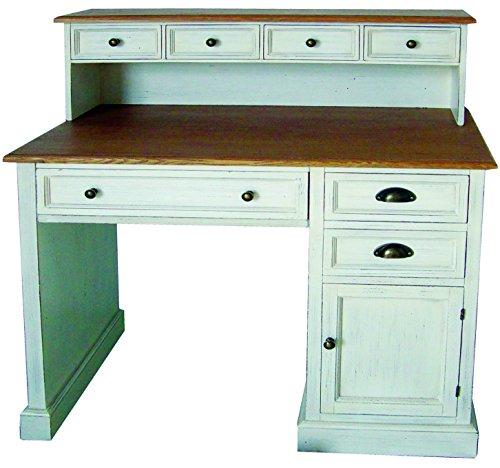 schreibtisch landhausstil f rs landhaus. Black Bedroom Furniture Sets. Home Design Ideas