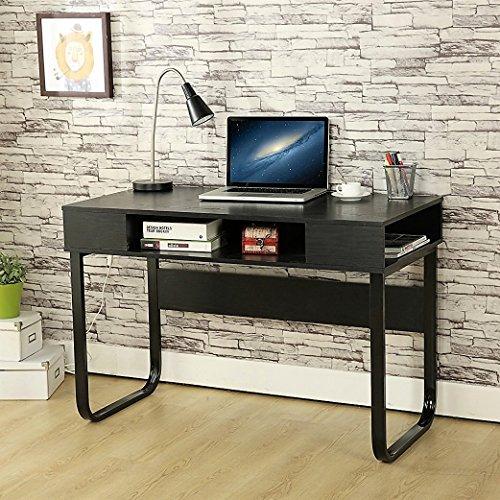 Schreibtisch büro modern  Schreibtisch Schwarz modern