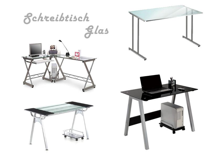 edler schreibtisch aus glas. Black Bedroom Furniture Sets. Home Design Ideas